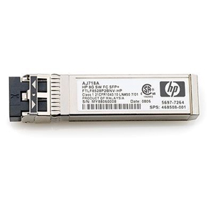 AJ715A HP 4Gb Short Wave B-series Fibre Channel SFP Transceiver Genisys