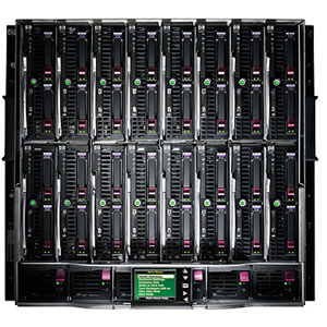 507017-B21 BladeSystem BLc7000 Rackmount Enclosure