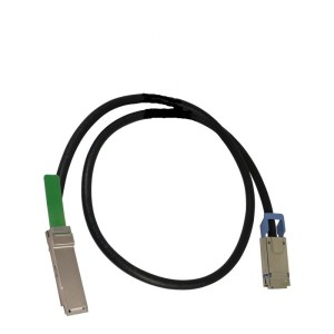 670760-B27 HP 20M FDR Quad  Pluggable InfiniBand Optical Cable