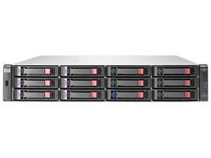 AP838B HP P2000 LFF Modular Smart Array Chassis