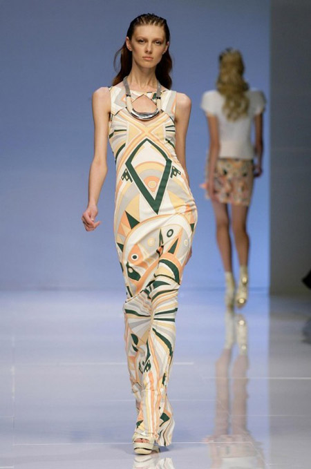 Womens Wear SpringSummer 2009 Collection from Emilio