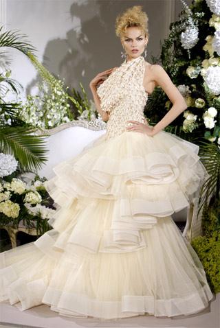 Christian Dior at Haute Couture Fashion Week in Paris
