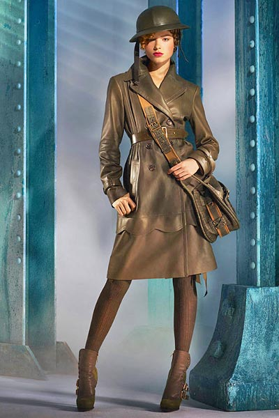 Christian Dior Vintage Collection for FallWinter 2010