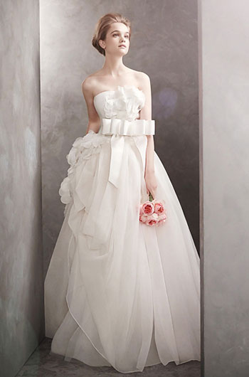 Vera Wang Wedding Gowns For David's Bridal SS 2012 Fashion