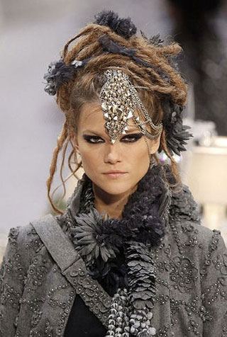 Chanel collection by Karl Lagerfeld