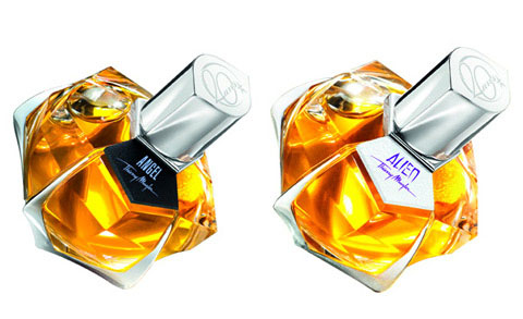 Thierry Mugler's Leather Crowd - Angel & Alien