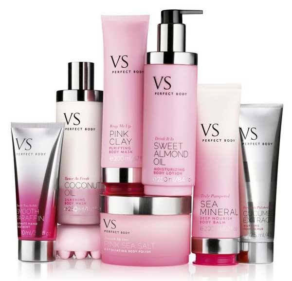 Perfect Body Collection by Victorias Secret  Cosmetics  Geniusbeauty