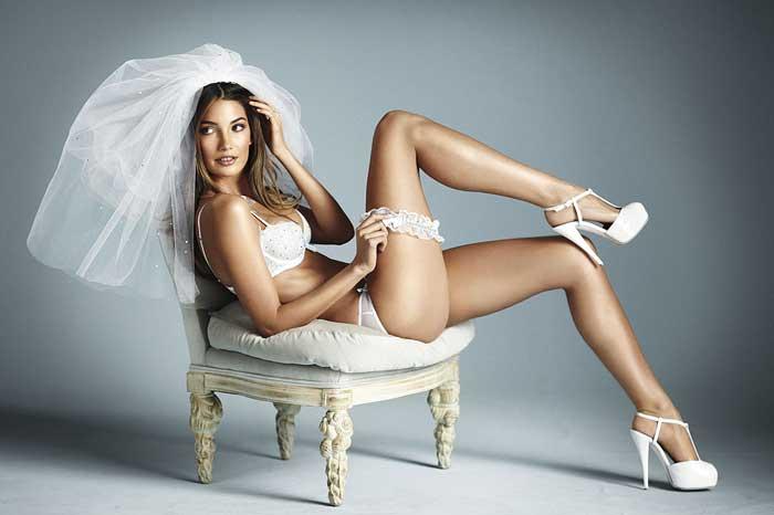 Wedding Bikini Instead Of A Wedding Gown