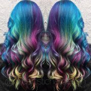 hottest hair color trends 2016