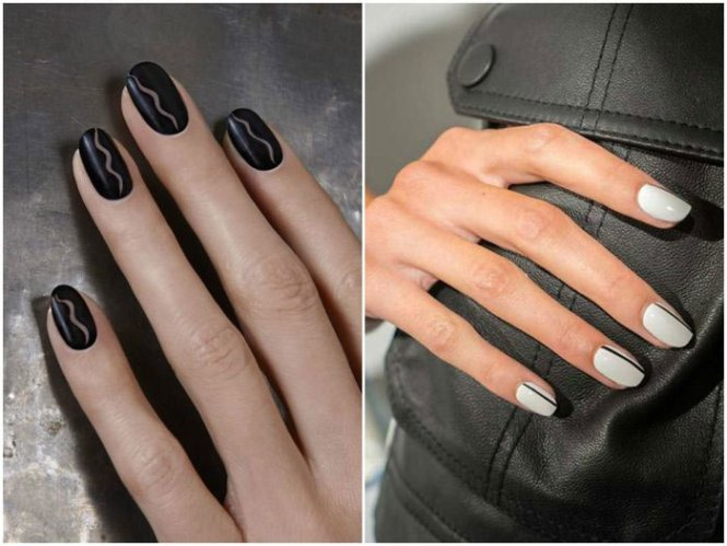 Matte Nail Polish Was Incredibly Por In 2016 And Then It Fotten About The Spring Of Is Back Vogue If To Talk