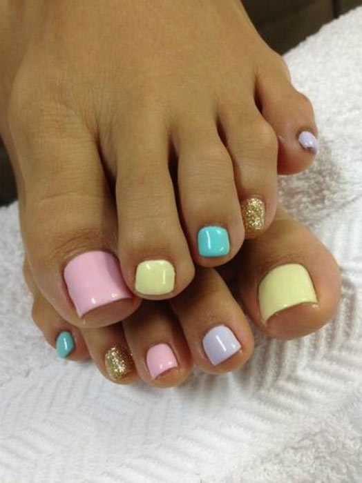 17 Coolest Pedicure Ideas For The Summer Cosmetics