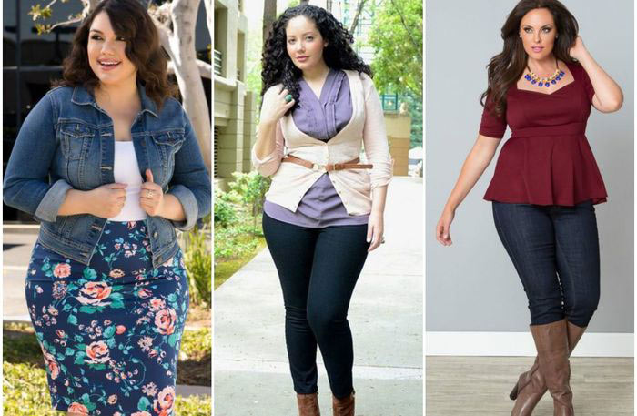 10 Tips for Plus Size Ladies on How to Look Leaner ...