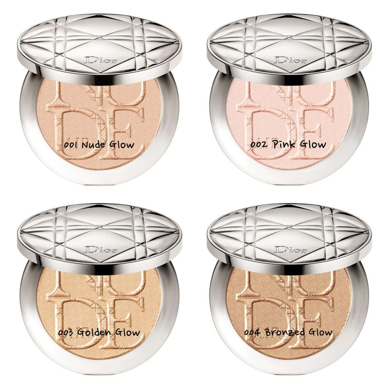 Dior Highlighters