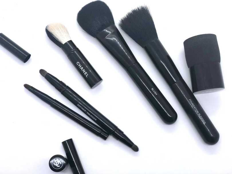 4072fbe127 Chanel Makeup Brushes - everyday life