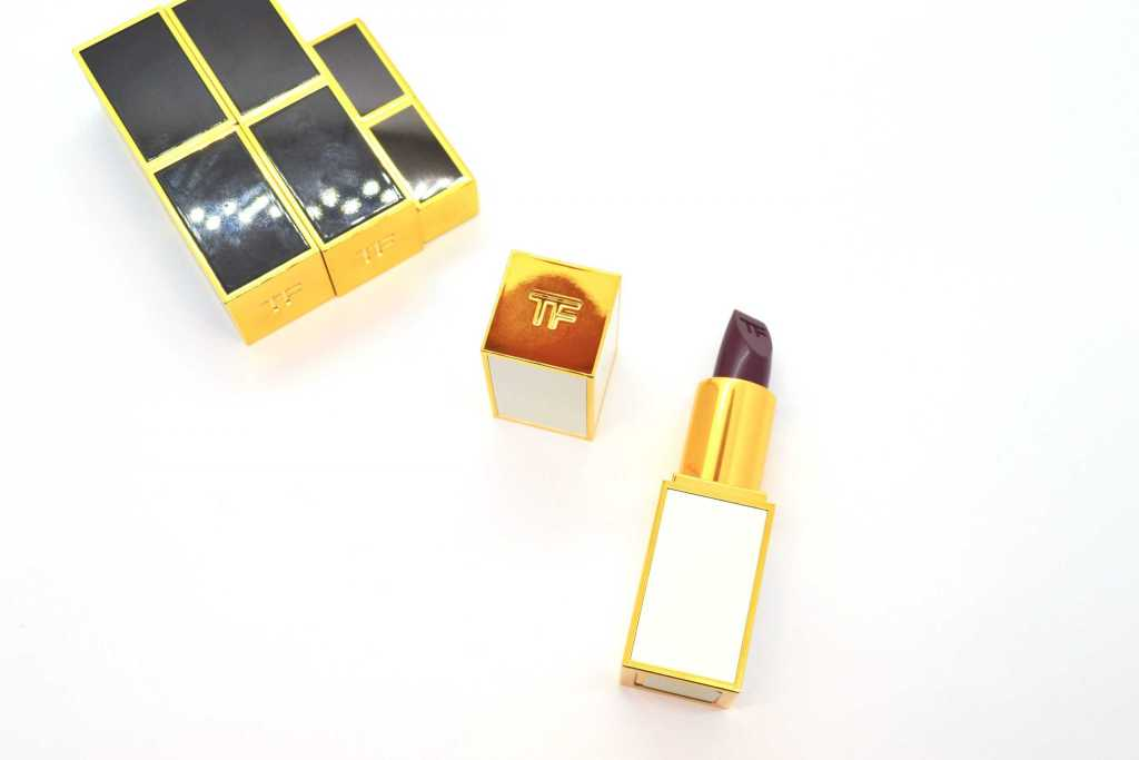Tom Ford lipstick purple noon