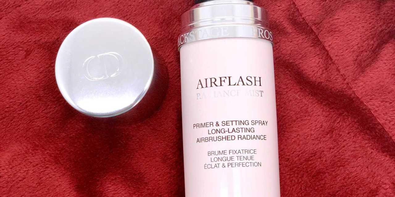 Dior Airflash Radiance Mist