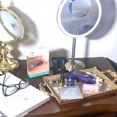 VIIcode O2M Oxygen Eye Mask + O2.0 Oxygen Hydrating Eye Spray – Review