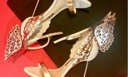 Sophia Webster 'Evangeline' Winged Sandals – [Do It In High Heels]