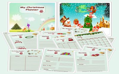 Christmas Planner – An Ultimate Free Holiday Planner