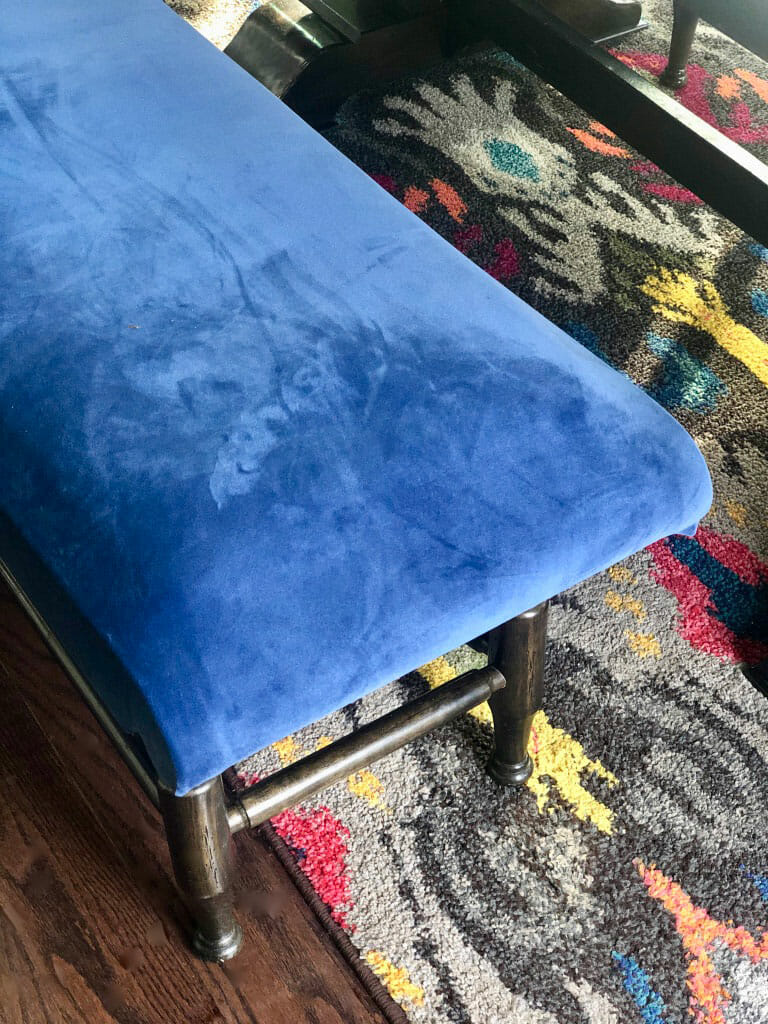 dining table bench cover