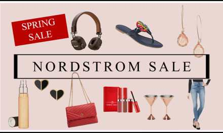 Nordstrom Spring Sale You Don't Want To Miss