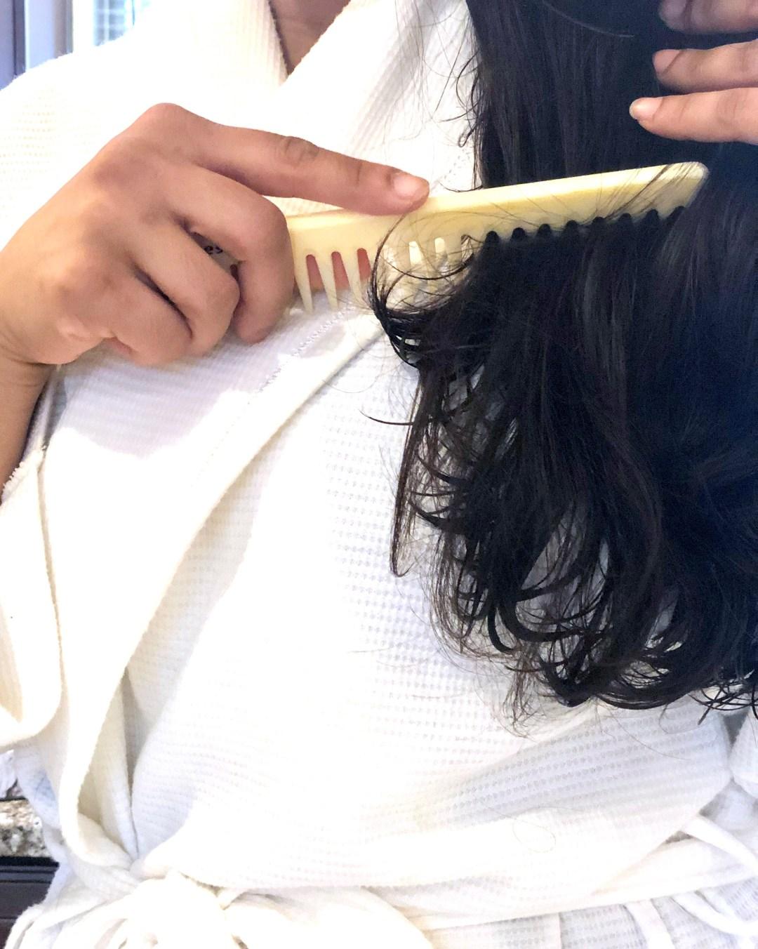 Yves Durif Hair comb