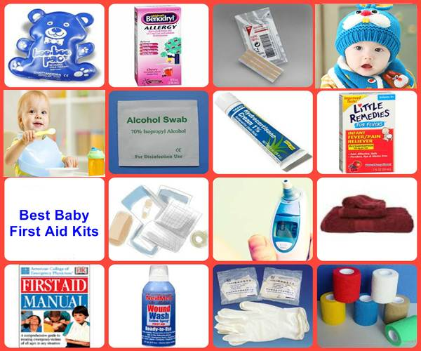 Best Baby First Aid Kit