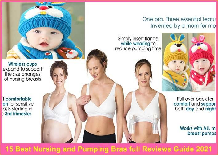 Best Nursing Pumping Bras