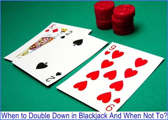 Double Down Blackjack