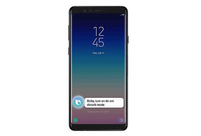 Samsung Galaxy A8 Star(bixby)