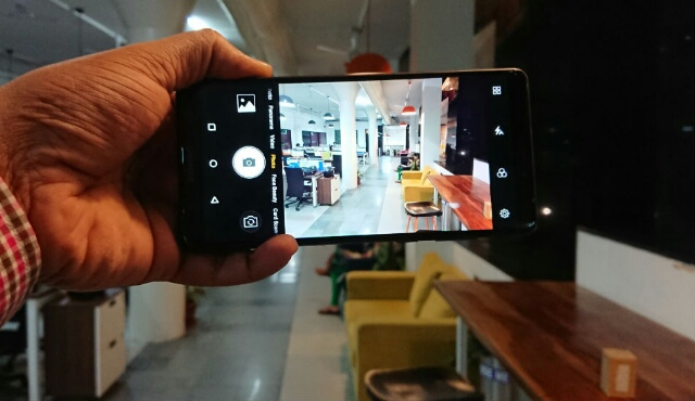 Gionee M7 Power Camera
