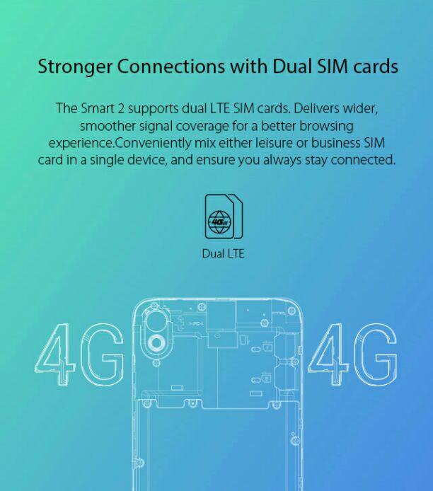 Infinix smart 2 sim slots