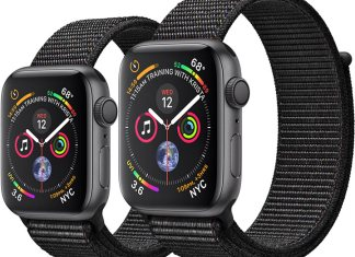 Apple watch series 4 aluminium