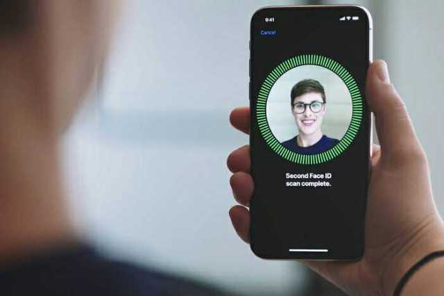 IPhone XS/Max Face ID