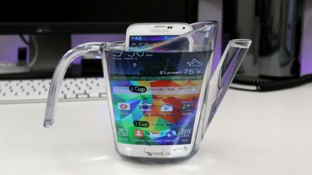 Samsung galaxy S5 plus resistant