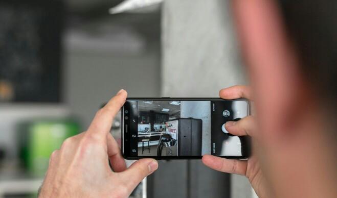 Samsung Galaxy A8 camera