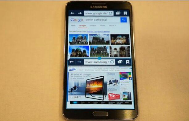 Galaxy Note 3 multi-window