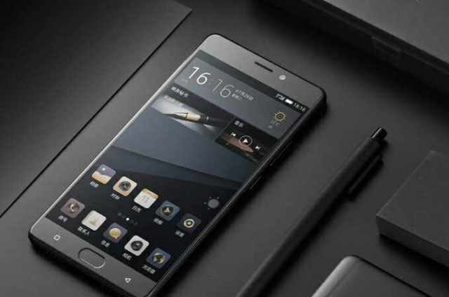 Gionee m6s plus display