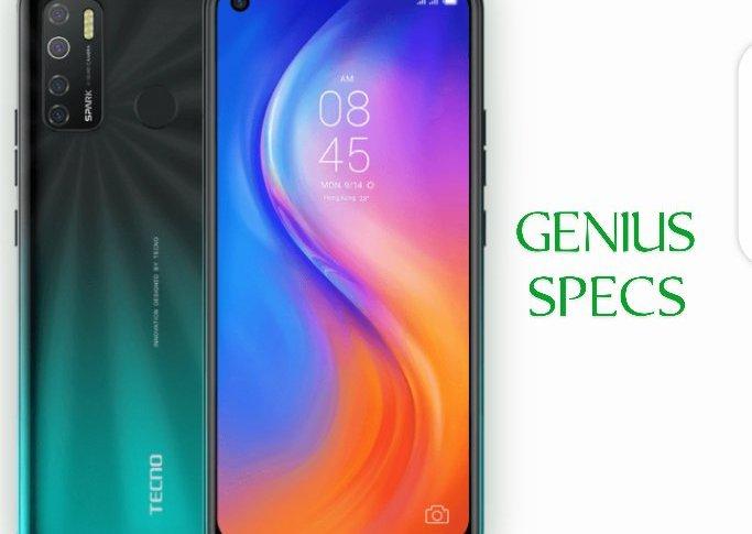 Tecno Spark 5 Pro Price in Nigeria, Ghana, Kenya & Specifications