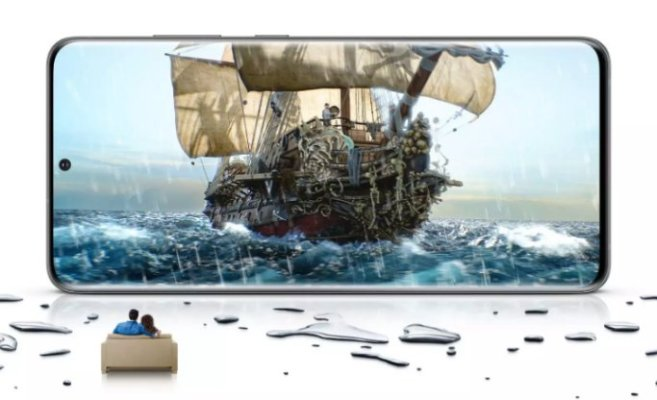 Samsung Galaxy S20 infinity O-display