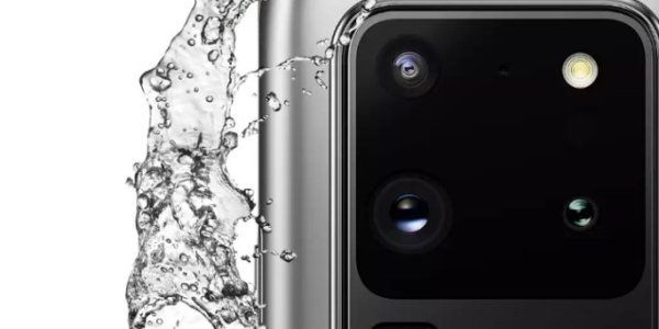 Samsung S20 Ultra ip68 rating