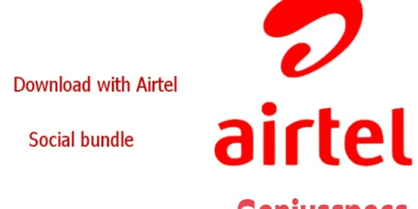 How to download with Airtel social bundle