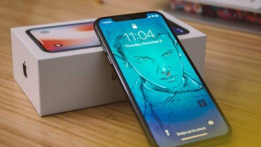 Apple phone image