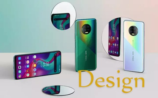 Design of Infinix Note 7