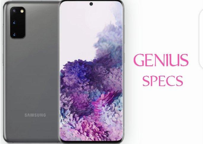 Samsung Galaxy S20 Price in Nigeria