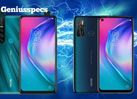 Tecno Camon 15 series special features