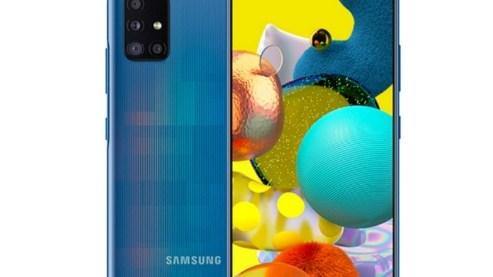 Samsung Galaxy A51 5G UW price in nigeria