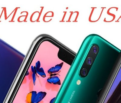 Cell phones made in USA
