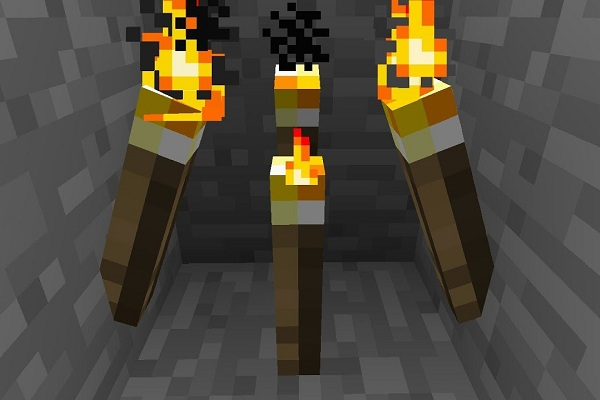 minecraft torch education edition