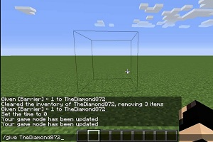 How to Get Invisible Blocks in Minecraft